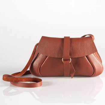 sac bandoulière cuir de luxe