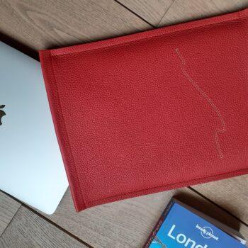 Ecrin Pochette Ordinateur Portable en Cuir Personnalisable